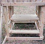 PIcnic Table<br>4x4 for $150br>4x6 for $175<br>4x8 for $225<br>6x6 for $300<br>6x8 for $325<br>8x8 for $375