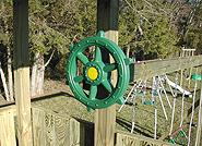 Pirate Ship's Wheel<br>$50 each