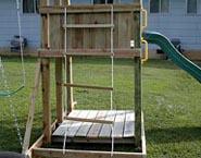 Rope Ladder<br>$150 each