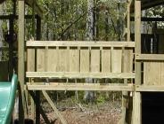 Wooden Bridge<br>With Walls<br>$450