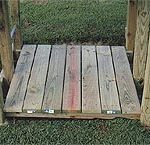 Wooden Floor<br>4x4 for $100<br>4x6 for $150<br>4x8 for $225<br>6x6 for $300<br>6x8 for $325<br>8x8 for $375